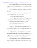 Hoạt động nhập khẩu thép tại Cty CP Tổng Bách hóa - Bộ Thương mại - 4