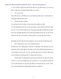 Kế tóan cho vay trong nước tại Ngân Hàng No&PTNT Từ Liêm - 2