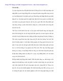 Mở rộng tín dụng tài trợ Xuất nhập khẩu tại Vietcombank - 1