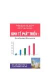 Giáo trình kinh tế phát triển - Chương 1