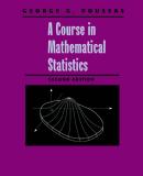 A Course in Mathematical Statistics phần 1