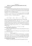 phương pháp tính dùng cho sinh viên ngành cơ khí phần 4