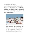 10 bãi biển đẹp nhất nước Mỹ