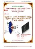 Đề tài: Tìm hiểu cảm ứng siêu âm SRF05