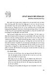 Quản lý dự án phần mềm - Chương 10