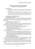 giáo trình Kế toán hành chính sự nghiệp phần 3