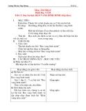 Giáo án âm nhạc lớp 5: Học bài hát: REO VANG BÌNH MINH (tiếp theo)