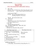 Giáo án âm nhạc lớp 5:  Học bài hát: EM LÀ BÔNG HỒNG NHỎ (tiết 2)
