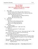 Giáo án âm nhạc lớp 3:  ÔN 2 bài hát: QUÊ HƯƠNG TƯƠI ĐẸP- MỜI BẠN VUI MÚA CA