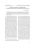 """Báo cáo nghiên cứu khoa học: """"""""Trùng Quang tâm sử"""" của Phan Bội Châu và thể loại tiểu thuyết chương hồi chữ Hán Việt Nam"""""""