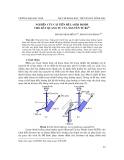 """Báo cáo nghiên cứu khoa học: """" Nghiên cứu cải tiến hệ laser diode cho bẫy quang từ của nguyên tử Rb85."""""""