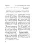 """Báo cáo nghiên cứu khoa học: """"Yếu tố tự sự trong thơ trữ tình của Nguyễn Nhược Pháp"""""""