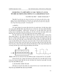 """Báo cáo nghiên cứu khoa học: """"ảnh hưởng của điều biến các đặc trưng của xung tín hiệu RZ trong hoạt động của laser DFB hai ngăn"""""""