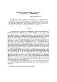 """Báo cáo nghiên cứu khoa học: """"Chỉ số thu gọn của iđêan tham số của môđun tựa Buchsbaum."""""""