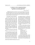 """Báo cáo nghiên cứu khoa học: """"Vai trò của toán tử tình thái trong tác phẩm của Nguyễn Công Hoan (Qua phân tích truyện ngắn Mất cái ví)"""""""