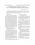"""Báo cáo nghiên cứu khoa học: """"Đặc điểm cấu trúc lời chửi của nhân vật trong văn xuôi hiện thực phê phán giai đoạn 1930-1945"""""""