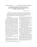 """Báo cáo nghiên cứu khoa học: """"Từ xưng hô chỉ giới qua lời thoại nhân vật trong tiểu thuyết """"Ăn mày dĩ vãng"""" của Chu Lai và """"Thời xa vắng"""" của Lê Lựu"""""""