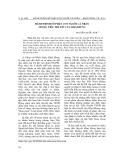 """Báo cáo nghiên cứu khoa học: """"Hành trình số phận con người cá nhân trong tiểu thuyết của Khái Hưng"""""""