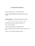 Bài tập: Thiết kế điều khiển đèn giao thông ở ngã tư dùng S7_200