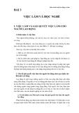 Giáo trình Luật Lao động cơ bản 2005 phần 2