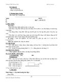 Giáo án Vật Lý lớp 8 ( cả năm ) part 3