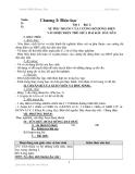 Giáo án Vật Lý lớp 9 ( cả năm ) part 1