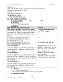 Giáo án Vật Lý lớp 9 ( cả năm ) part 6