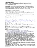 Kỳ hoa dị thảo part 8