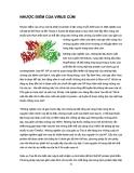 Những kiến thức tổng hợp hóa học part 7