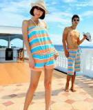 Lãng mạn, say đắm với đồ đôi đi biển