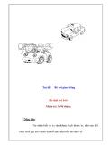Chủ đề:Bé với giao thông Bé chơi với ô-tô