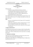 Chương 19: Làm quen với ADO.NET