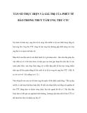 TẦN SỐ THỰC HIỆN VÀ GIÁ TRỊ CỦA PHẾT TẾ BÀO TRONG TRUY TẦM UNG THƯ CTC