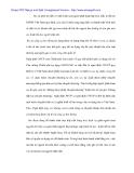 Vấn đề thanh tóan không dùng tiền mặt tại BIDV Cao Bằng - 2