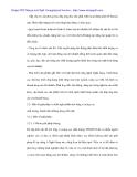 Vấn đề thanh tóan không dùng tiền mặt tại BIDV Cao Bằng - 5