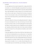 Nghiên cứu mức độ ảnh hưởng của cạnh tranh tới sự tồn tại và phát triển ngành dệt may Việt Nam - 1