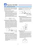 Hướng dẫn thiết kế Hệ thống quản lý tòa nhà - Phần 3
