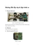 Hướng dẫn lắp ráp & lập trình xe