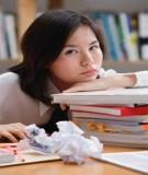 """Báo cáo nghiên cứu khoa học: """"Sự ảnh hưởng của áp lực giáo dục về sức khỏe tâm thần của thanh thiếu niên ở Đông Nam Á: Các phương pháp và công cụ để nghiên cứu"""""""