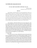 """Báo cáo nghiên cứu khoa học: """" VỀ CUỘC CHIẾN TRANH XIÊM - MIẾN ĐIỆN (1766-1767)"""""""