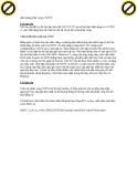 Giáo trình hướng dẫn phân tích mô tả mã lỗi chẩn đoán tụ sector của Bios Ami p4