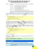 Giáo trình hướng dẫn phân tích ứng dụng các phương pháp lập trình trên autocad p1
