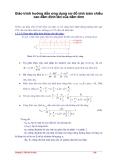 Giáo trình hướng dẫn ứng dụng sơ đồ tính toán chiều cao dầm đinh tán của dầm đơn p1