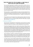 Giáo trình phân tích cấu tạo nghiệp vụ ngân hàng và thanh toán trực tuyến trên paynet p1