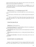 Điều trị nội khoa - DÙNG THUỐC UCMC & CÁC GIÃN MẠCH KHÁC TRONG ĐIỀU TRỊ BỆNH TIM MẠCH part 2