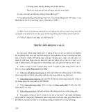 Điều trị nội khoa - DÙNG THUỐC UCMC & CÁC GIÃN MẠCH KHÁC TRONG ĐIỀU TRỊ BỆNH TIM MẠCH part 3