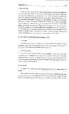 Công trình nghiên cứu khoa học (1987 - 2000) part 5
