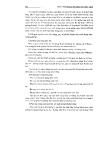 Công trình nghiên cứu khoa học (1987 - 2000) part 10