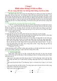 Giáo trình khí cụ điện - Chương 1