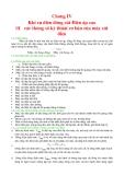 Giáo trình khí cụ điện - Chương 4